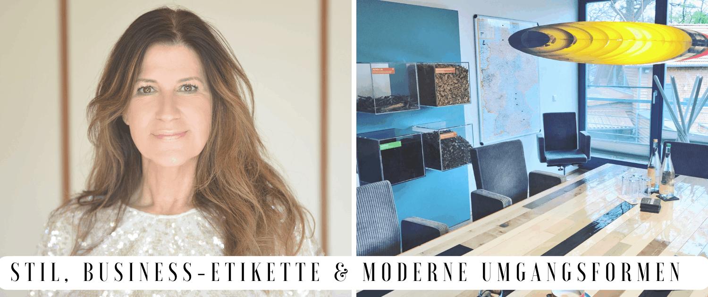 Stil, Business-Etikette & moderne Umgangsformen